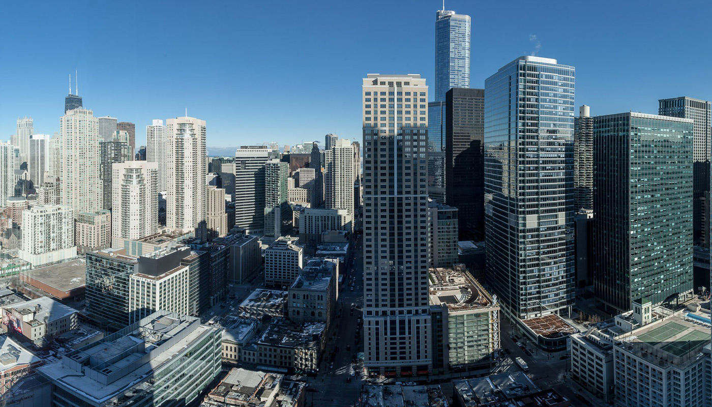 4 New Condo Buildings in Chicago