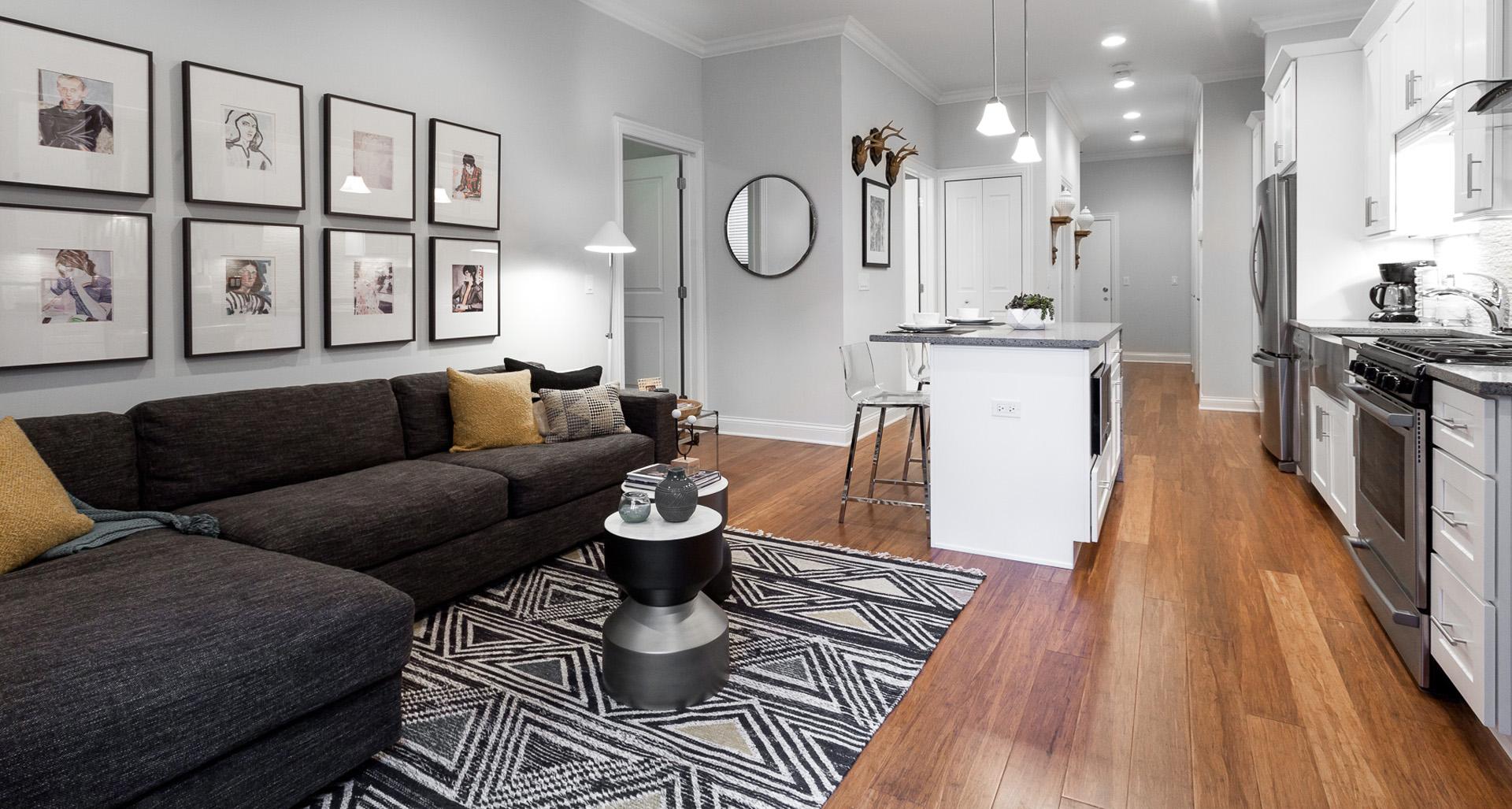 Decorating Ideas For Your Open Concept Condo Chicago Luxury Condos