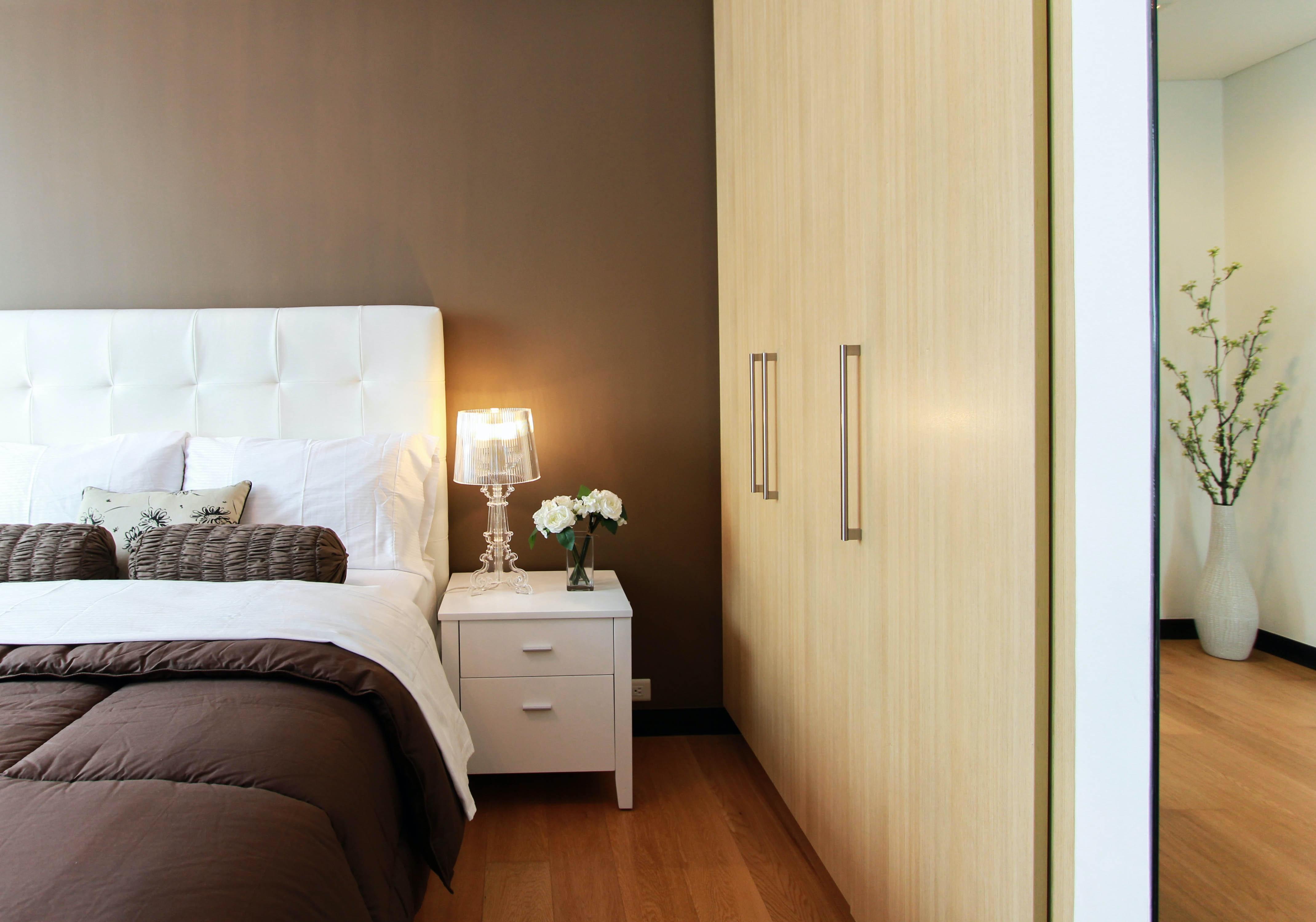condo bedroom ideas